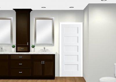 Renderings Bathroom Cabinets 2