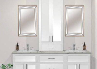 Renderings Bathroom Vanity 1