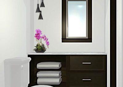 Renderings Bathroom Vanity 2