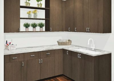 Renderings Laundy Room Cabinets 2