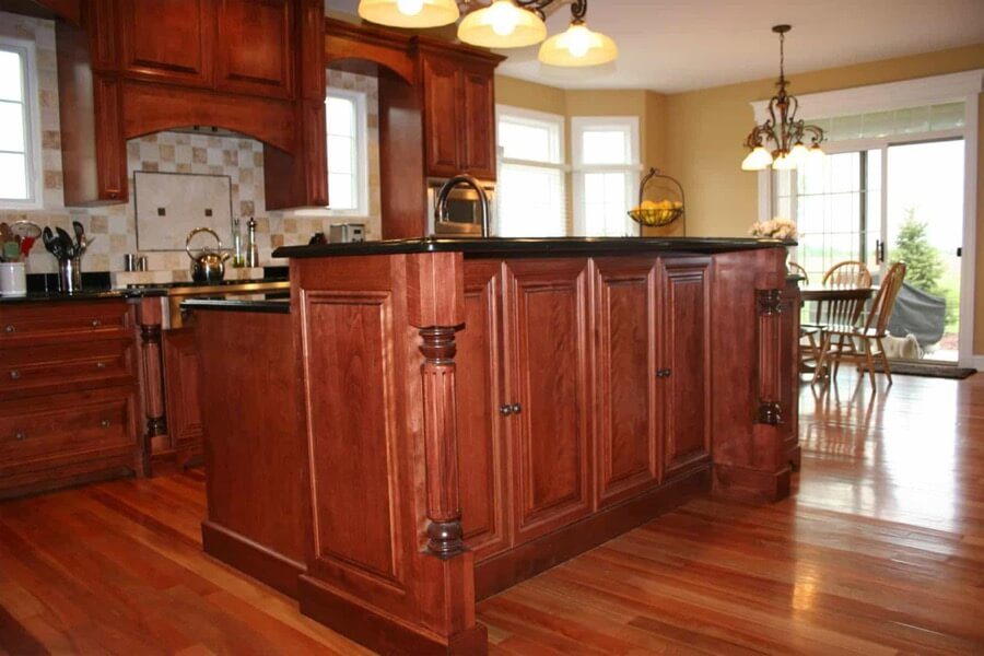 Little Details Make A Big Impact With Custom Cabinets 1a