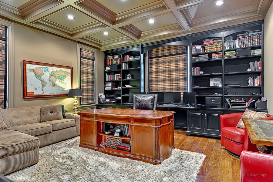 Professional Home OfficeRemodeling