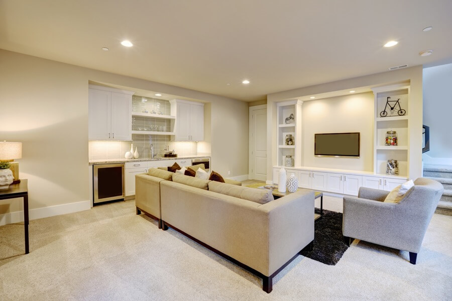 Maximize Living Space With A Basement Remodel